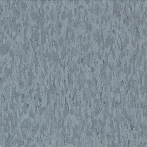 Imperial Texture VCT 12 in. x 12 in. Mid Grayed Blue Standard Excelon Commercial Vinyl Tile (45 sq. ft. / (Vct Tile)