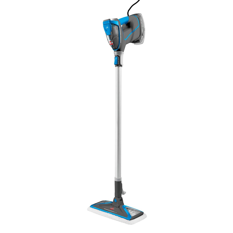 Bissell PowerFresh Slim Steam 3-in-1 Cleaner, 1500w, Titanium/Bossanova Blue, One Size by Bissell