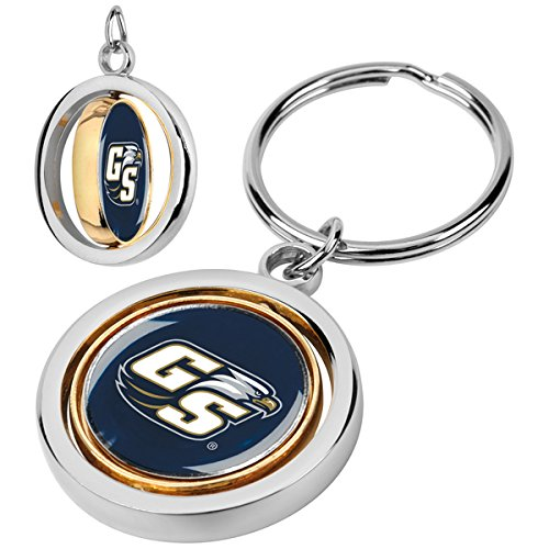 LinksWalker NCAA Georgia Southern Eagles - Spinner Key Chain