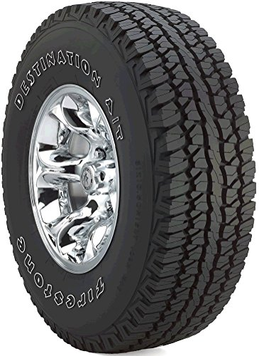 Firestone Destination A/T All-Season Radial Tire - 245/75R16 120S