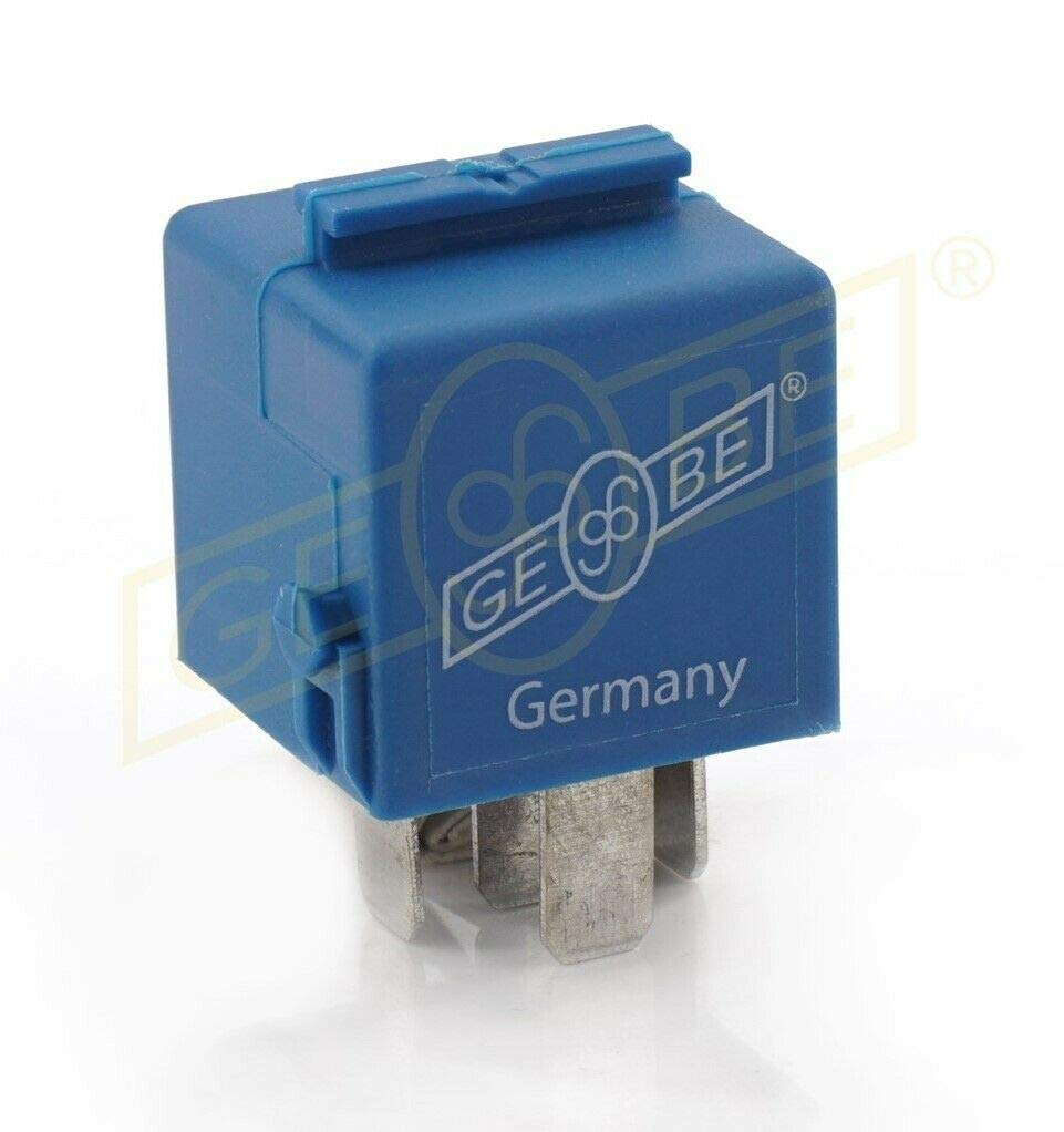 GEBE Fuel Pump Relay for BMW E36 E46 X5 Z3 528i 330i 750i M6 650i 61366915327