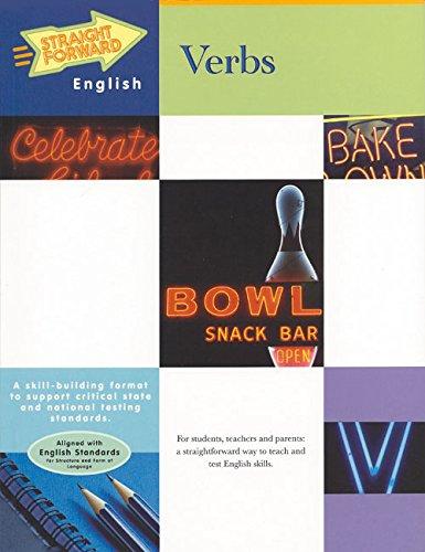 Verbs (Straight Forward English Series)