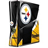 xbox 360 slim skins for console - NFL Pittsburgh Steelers Xbox 360 Slim (2010) Skin - Pittsburgh Steelers Vinyl Decal Skin For Your Xbox 360 Slim (2010)