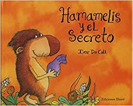Book Hamamelis y el Secreto