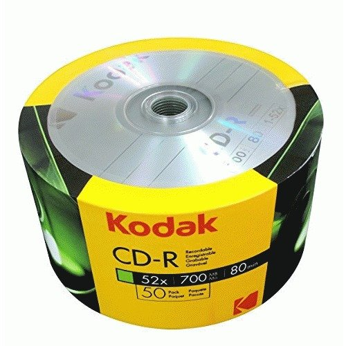 KODAK CD-R 52x 700MB 50-Value Pack AVIC UmeDisc (HK) Limited 1210150