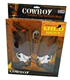 Liberty Imports 11 inches Western Dual Toy Cowboy