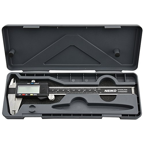 Neiko Digital Caliper with LCD Screen - SAE-Metric