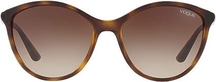 Vogue Vo5165s Gafas de sol ojo de gato Cateye para mujer