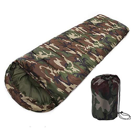 Blanketswarm Saco de Dormir Rectangular, Ligero, con Bolsa ...
