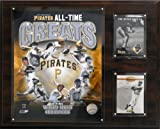 MLB Pittsburgh Pirates All-Time Great Photo Plaque