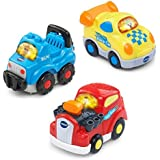VTech Go! Go! Smart Wheels - Recreational Vehicles 3-pack