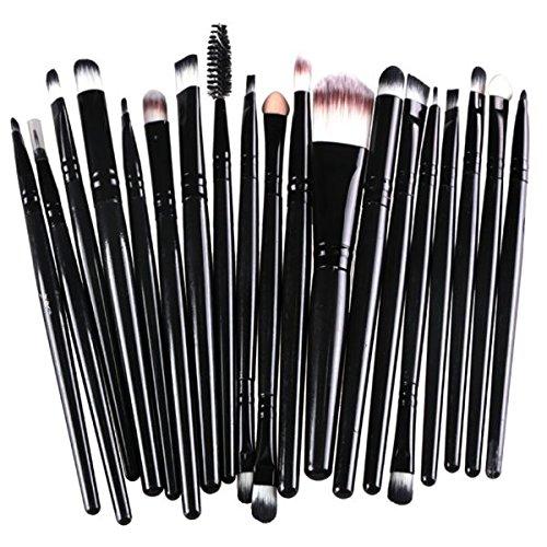 Makeup Brush Set Makeup Brush Set - 20 Pcs Professional Soft Cosmetics Beauty Make up Brushes Set Kit Tools maquiagem Makeup Brushes - Makeup Brush Kit (BB) ()