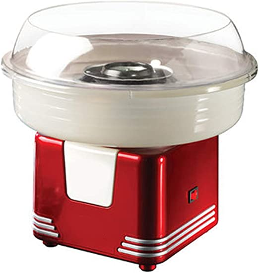 ZXX Máquina de algodón de azúcar - Estilo Brillante y Colorido ...