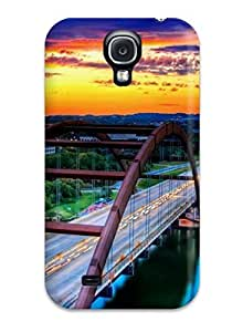 High Grade Craigmmons Flexible Tpu Case For Galaxy S4 - R Photography People Photography