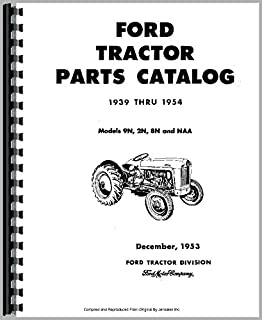ford shop manual series 2n 8n 9n it shop service 9780872887534 rh amazon ca 8n ford tractor parts manual 8N Ford Tractor Jubilee
