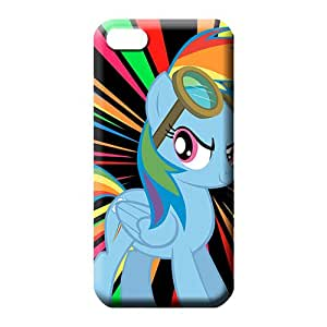 iphone 6 normal cell phone shells Scratch-free Impact For phone Protector Cases rainbow pony