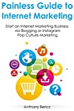 PAINLESS GUIDE TO INTERNET MARKETING: Start an Internet Marketing Business via Blogging or Instagram Pop Culture Marketing