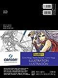 "Comic / Manga Illustration Pad, 9""X12"""