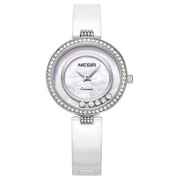North King Indicación de la Fecha de Relojes señoras Reloj de Cuarzo Relojes Niza Moda Correa