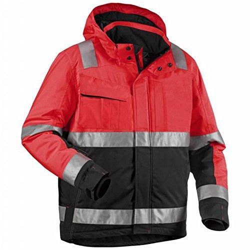 Blakläder 487019775599x XS High Schrauben Jacke Winter Klasse 3Größe XXS Rot/Schwarz