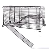 Ware Manufacturing Chew Proof High Rise Pet Cage f...
