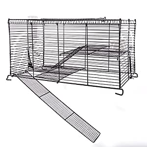 3. Ware Manufacturing Chew-Proof Cage Topper