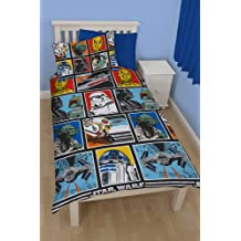 Character Star Wars Force Rotary Single Duvet Cover