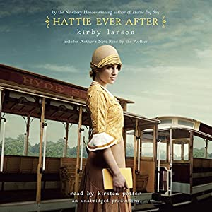 Hattie Ever After Audiobook