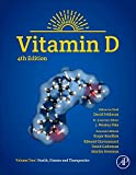 img - for Vitamin D, Fourth Edition: Volume 2: Health, Disease and Therapeutics book / textbook / text book