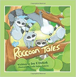 Book Raccoon Tales