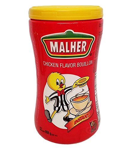 malher chicken bouillon - 2