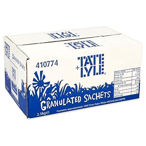 Tate & Lyle White Sugar 1000 Sachets