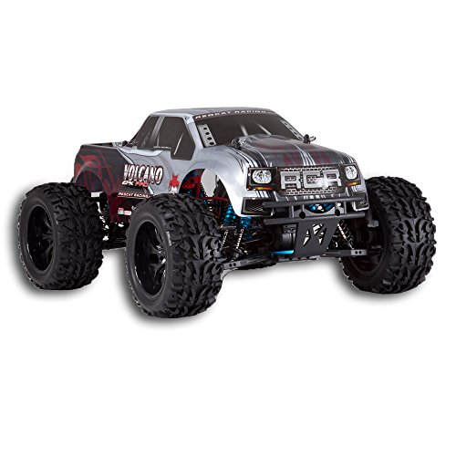 Volcano EPX Pro 1/10 Scale Brushless Truck Silver by Redcat Racing (Image #2)