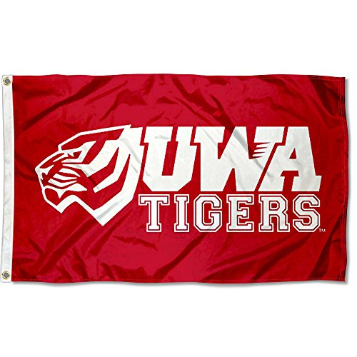 Wests Tigers (West Alabama Tigers UWA College Flag)