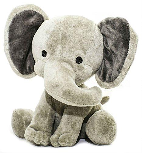 Elephant Plush Stuffed Animals Plushed Toy (Baby Elephant Stuffed Animal)