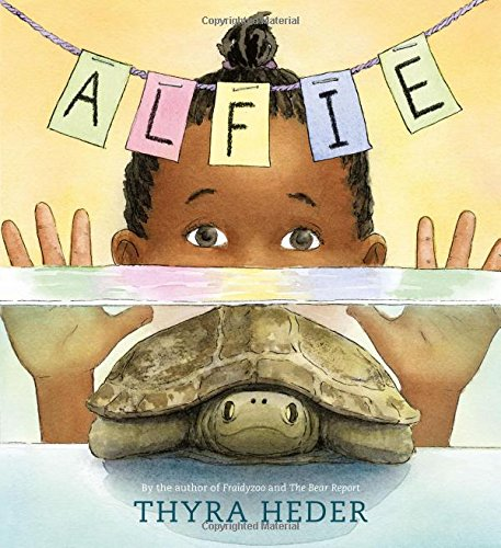 Alfie: (The Turtle That Disappeared)
