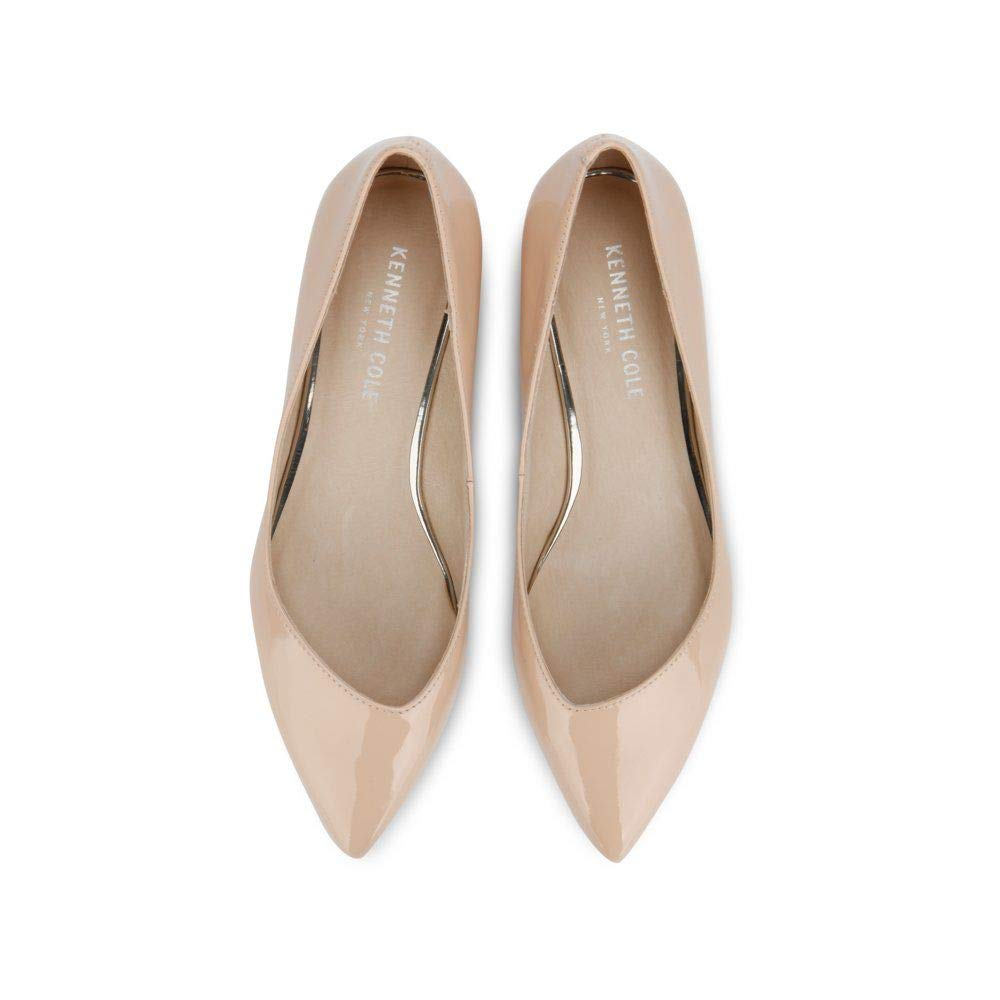 Kenneth Cole New York Womens Ames Low Heel Pump