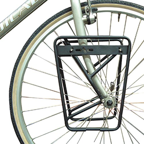 EVO Low Rider Fork Mounted Front Bicycle Rack - Front Rack Pannier