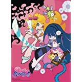 Fabric Poster - Panty & Stocking - Pink Anime New Wall Scroll ge77512