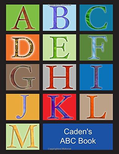 Read Online Caden's ABC Book pdf