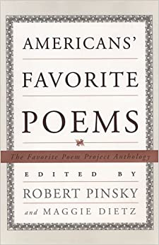 Americans' Favourite Poems: A Favourite Poem Project Anthology