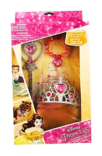 Beauty and the Beast Accessory Kit - Princess