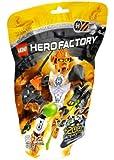 LEGO Héro Factory - 6221 - Jeu de Construction - Nex