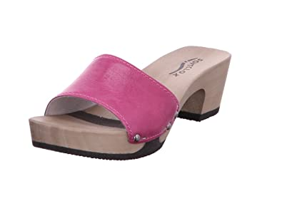 Softclox Damen Pantolette Größe 36 Pink (Rosa/Pink) rH4qWb