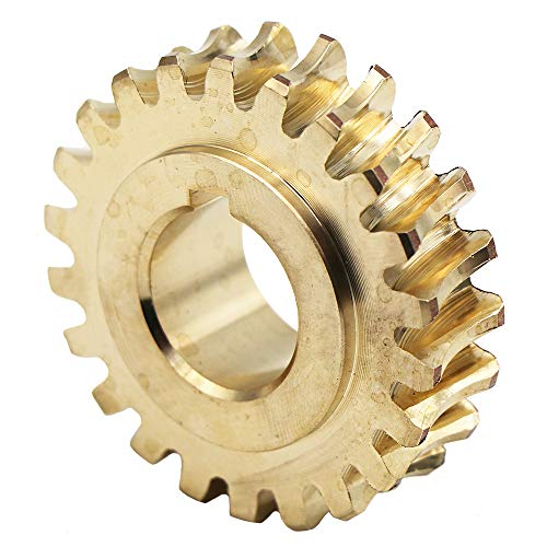 KIPA Worm Gear for SnowThrower Snow Thrower Craftsman 51405MA 2 Duel Stage, OEM Part Number 51405MA 204167