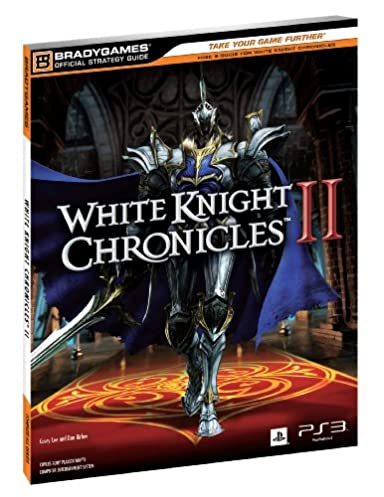 white knight chronicles 2 official strategy guide official strategy rh amazon com Pokemon X and Y Strategy Guide Pokemon Guide Book