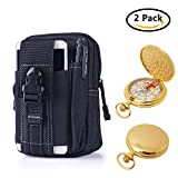 Best Switch Stickers With Pocket Bags - Outdoor Tactical Waist Bag Portable Mini Pocket Watch Review