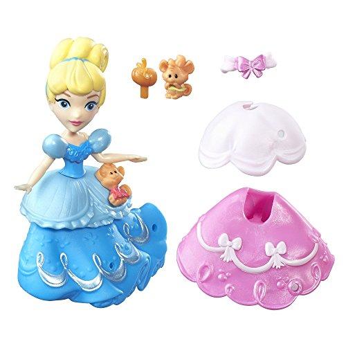 Disney Princess Fashion Doll - Disney Princess Little Kingdom Fashion Change Cinderella