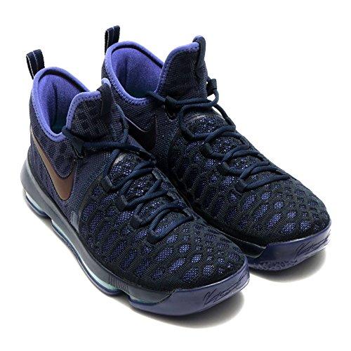 58e71e906969 ... best Nike Zoom KD 9 (Dark Purple Dust) Obsidian Black Dark Purple ...