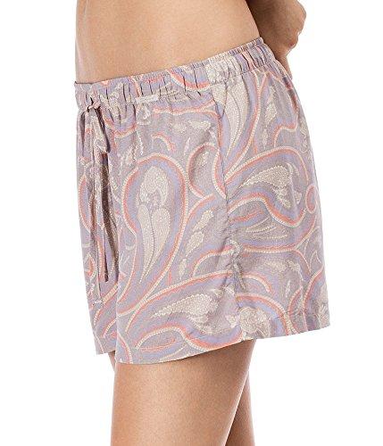 Donna paisley Pantaloncini Sea Skiny shell fOpwx815aq